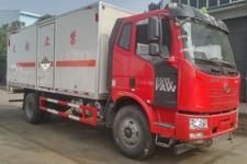 程力威国五其它厢式货车189-306马力10-15吨(CLW5180XZWC5)