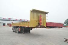 豫前通8.5米31.8吨3轴自卸半挂车(HQJ9400ZHX)