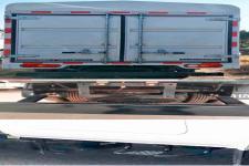 飞碟牌FD5042CCYR66K5-1型仓栅式运输车图片