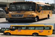 金旅牌XML6721J15YXC1型幼兒專用校車圖片2