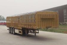 智沃12米33.5噸3軸倉柵式運輸半掛車(LHW9401CCY)