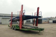 吉悦11.1米9吨2轴中置轴车辆运输挂车(SPC9170TCL)