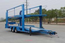 大运12米8吨2轴中置轴车辆运输挂车(CGC9150TCL266)