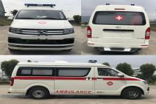 金龙牌XMQ5037XJH05型救护车图片