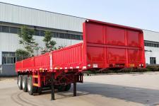 鑫万荣7.5米34.2吨3轴栏板半挂车(CWR9401)