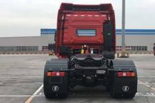 陜汽牌SX4250XC4W3型危險品牽引汽車圖片