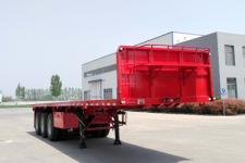 鑫万荣10.5米34吨3轴平板运输半挂车(CWR9401TPB)