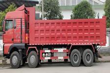 汕德卡牌ZZ3316N466HE1型自卸汽车图片