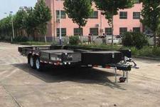 昊洋6.2米2吨2轴中置轴挂车(LWG9030)
