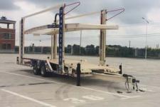 骏彤12米9吨2轴中置轴车辆运输挂车(JTM9160TCL)