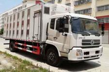 国五东风天锦7.4米猪苗禽类运输车