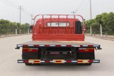 大运牌CGC2040TPBHDE33E型越野平板运输车图片