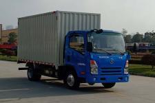 大运越野厢式运输车(CGC2040XHDF33F)