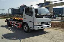 国六东风多利卡车厢可卸式垃圾车