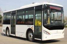8.4米飞燕SDL6840EVG纯电动城市客车图片