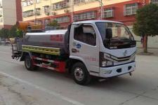 国六东风多利卡5吨绿化喷洒车厂家价格(30米雾炮)