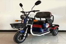 金彭牌JP500DQZ-2型电动正三轮轻便摩托车图片