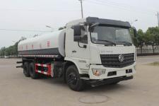国六东风专底18-22吨绿化喷洒车价格