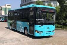 8.2米|上饶纯电动城市客车(SR6820BEVGS2)