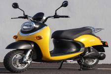 宗申ZS800DQT-5A型电动两轮轻便摩托车