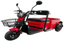 爱玛牌AM500DQZ-8型电动正三轮轻便摩托车图片
