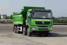 自卸式垃圾车(SX5319ZLJ6D306TL自卸式垃圾车)图片