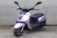 三本牌SM50QT-24D型两轮轻便摩托车图片