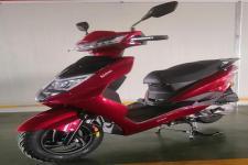 银本牌YB50QT-F型两轮轻便摩托车图片