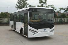 8.1米 中宜纯电动城市客车(JYK6807GBEV1)