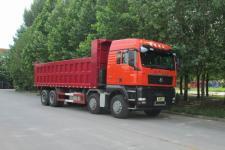 汕德卡其它撤销车型自卸车国五404马力(ZZ3316N446HE1)