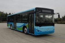 10.5米海格KLQ6109GAHEVC6N插电式混合动力城市客车图片