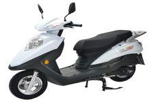 宝雕BD125T-4E型两轮摩托车