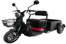 爱玛牌AM500DQZ-B型电动正三轮轻便摩托车图片