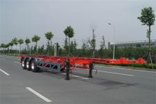 黄海牌DD9406TJZ型集装箱运输半挂车图片
