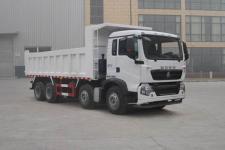 豪沃牌ZZ3317N286GE1型自卸汽车