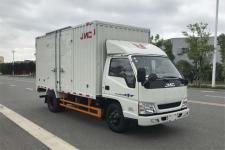 江铃汽车国五单桥厢式运输车116-156马力5吨以下(JX5044XXYXGQ2)