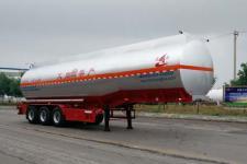 昌骅11.7米31.2吨3轴易燃液体罐式运输半挂车(HCH9401GRYD)
