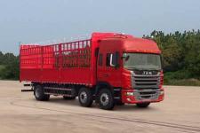 江淮格尔发国五前四后四仓栅式运输车241-393马力10-15吨(HFC5251CCYP1K4D54S2V)