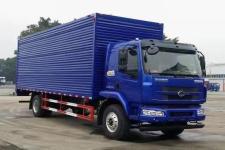 东风柳汽国五单桥厢式运输车180-299马力5-10吨(LZ5166XXYM3AB)