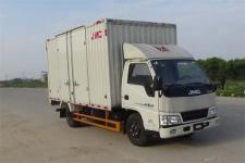江铃汽车国五单桥厢式运输车116-156马力5吨以下(JX5044XXYXGY2)