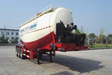 杨嘉10.1米30.5吨3轴下灰半挂车(LHL9400GXHB)