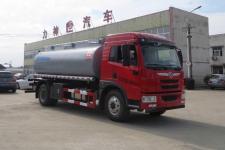 一汽青岛解放12吨供液车厂家直销价格
