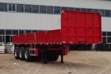 鑫永成7.8米33.6吨3轴栏板半挂车(YJH9402)