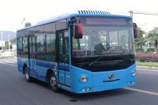 6米 10-16座东风纯电动城市客车(EQ6601CTBEV1)
