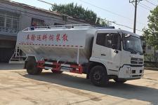 东风天锦散装饲料运输车价格