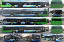 宇通牌ZK6125FCEVG10型燃料电池低入口城市客车图片2