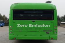 宇通牌ZK6125FCEVG10型燃料电池低入口城市客车图片4
