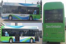 宇通牌ZK6125FCEVG10型燃料电池低入口城市客车图片3
