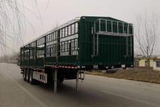 曙岳牌DSY9401CCYEA型仓栅式运输半挂车图片