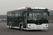 8.1米|14-29座原点之星纯电动城市客车(SYD6811GBEV)